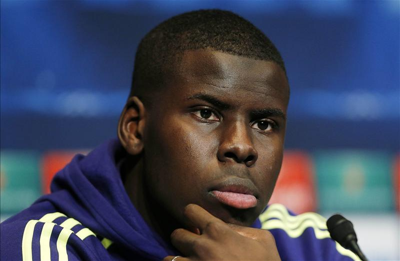 Stoke defender Kurt Zouma sees future with Chelsea
