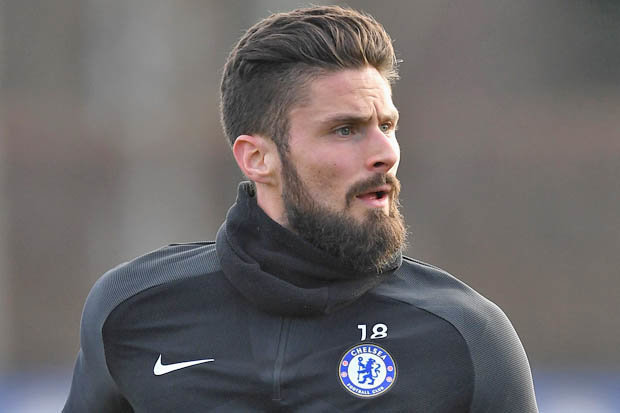 Giroud tells Chelsea board: We need to keep Hazard, Courtois