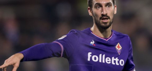 Fiorentina to name their training centre after late captain Davide Astori
