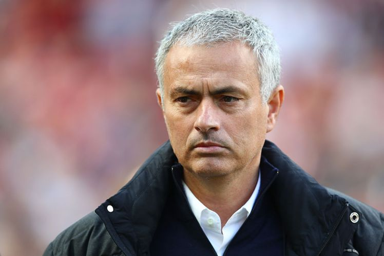Man Utd boss Mourinho: I can't replace Rui Faria