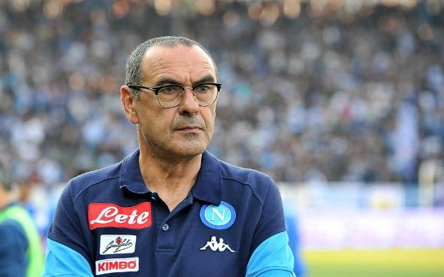 Maurizio Sarri already face a battle with Chelsea's board, despite his move yet to be confirmed.