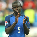 Chelsea Midfielder N'Golo Kante Went Into the World Cup Final With an Illness