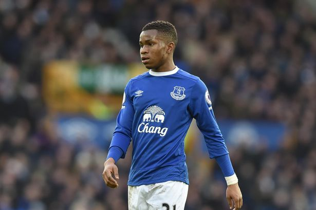 RB Leipzig are pushing Everton to drop their price for Ademola Lookman.