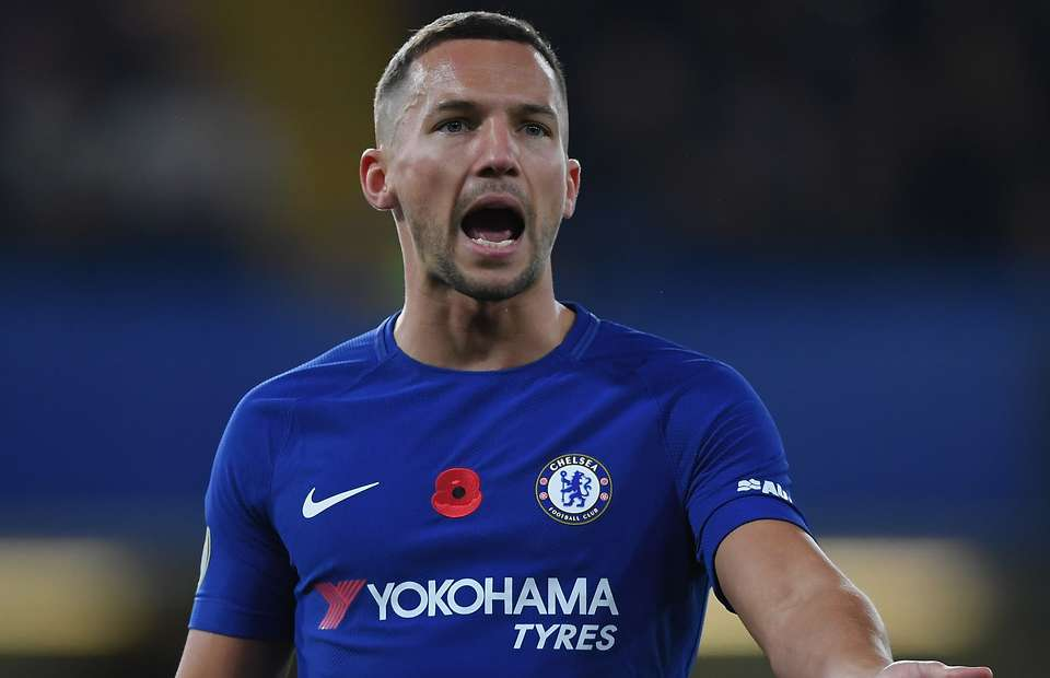 West Ham wants Chelsea midfielder Danny Drinkwater.