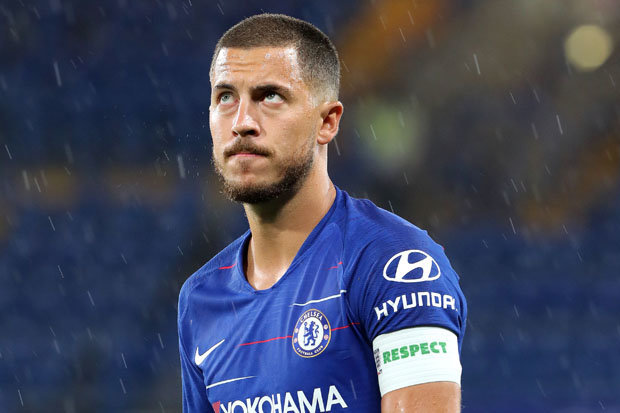 Ruud Gullit says they must be competing for silverware to convince Eden Hazard to stay.