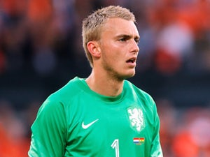 Manchester City are being linked with Jasper Cillessen as they seek an emergency signing.