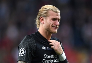 Liverpool players were upset with former teammate Loris Karius before his departure for Besiktas.