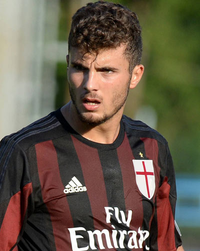 Patrick Cutrone has agreed terms over a new deal with AC Milan.