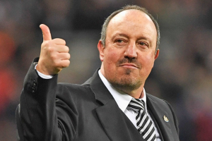 Rafa Benitez stands by his record as Real Madrid coach – though is reluctant to look back.