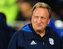 Cardiff manager Neil Warnock is not worried about the possibility of losing his job.