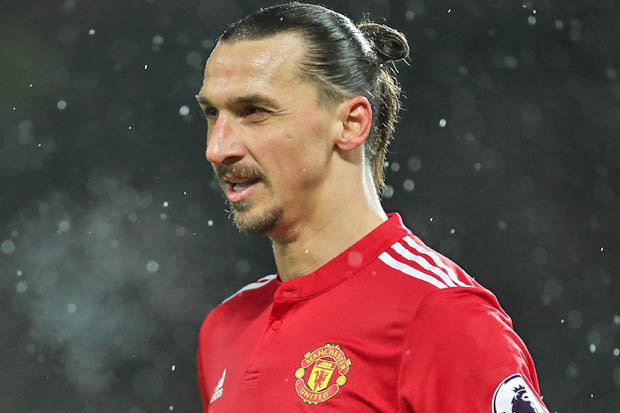 Zlatan Ibrahimovic could make a return to Europe in January.