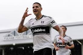 Fulham striker Aleksandar Mitrovic says he's a more disciplined player since his time at Newcastle United.