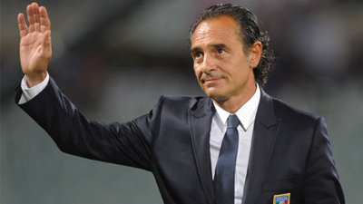Cesare Prandelli has been named new coach of Genoa.