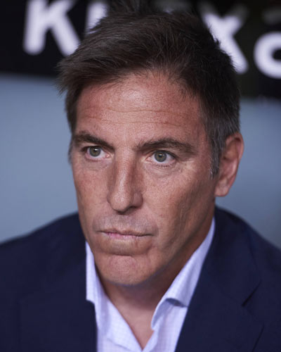 Sacked Athletic Bilbao coach Eduardo Berizzo could jump straight back into football – in South America.