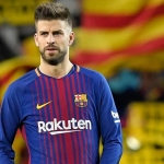 Gerard Pique says he intends to continue playing until he no longer enjoys it.