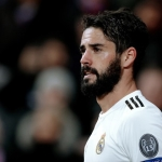 Former Real Madrid GM Jorge Valdano wants to see Improvements from Isco.