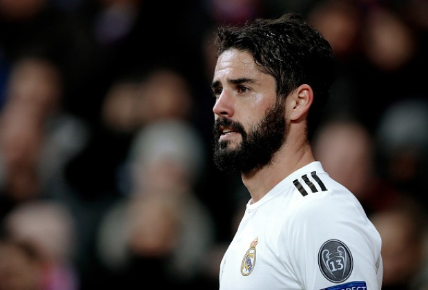 Isco is ready to demand a January transfer from Real Madrid.