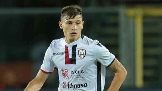 Chelsea offered Cagliari midfielder Nicolo Barella a massive contract package to move to London this month.
