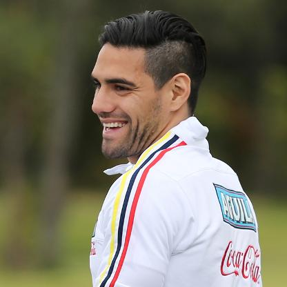 AS Monaco striker Radamel Falcao is keen on a return to Atletico Madrid.