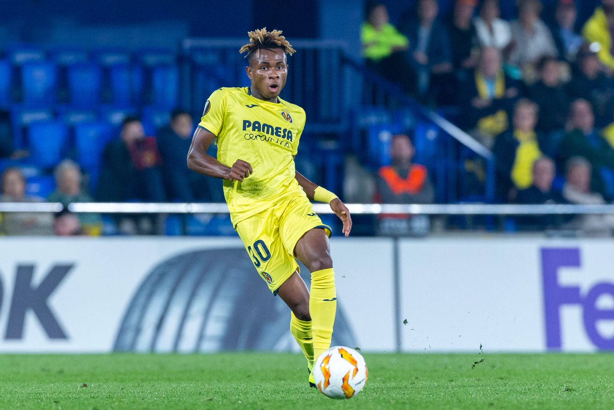 Ikechukwu Uche urges Samuel Chukwueze to ignore speculations over future at Villarreal